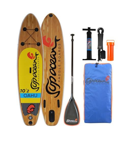 10´2 Allround Paddleboard Oahu