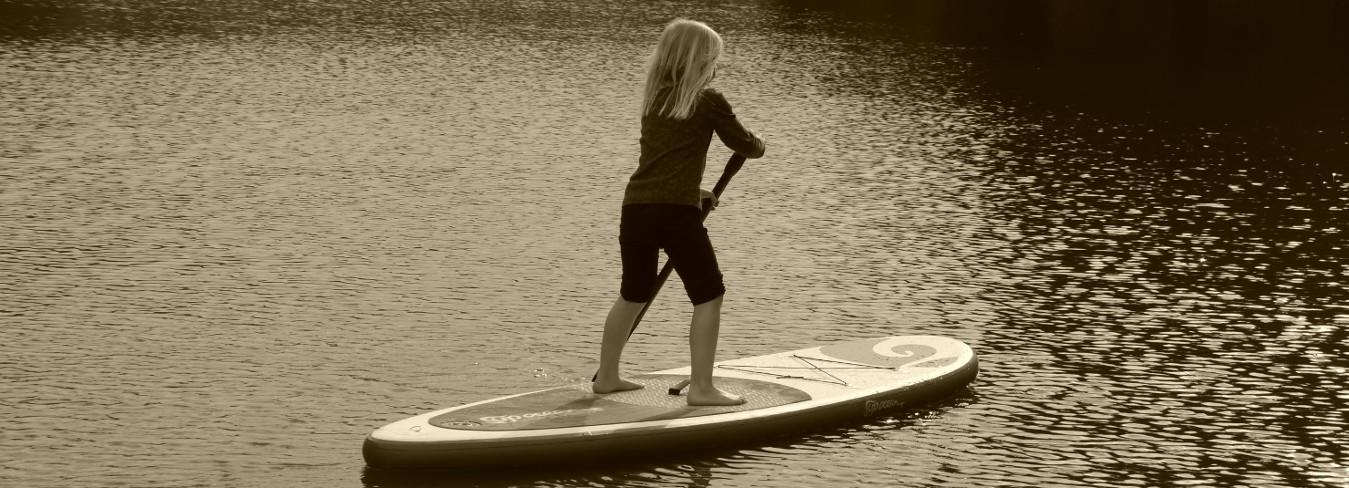Paddleboard pro děti
