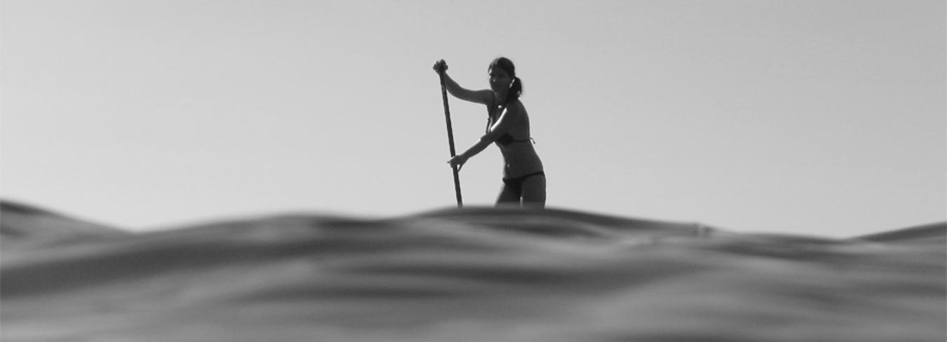 SUP – Stand Up Paddleboarding se stává jedním z nejpopulárnějších sportů